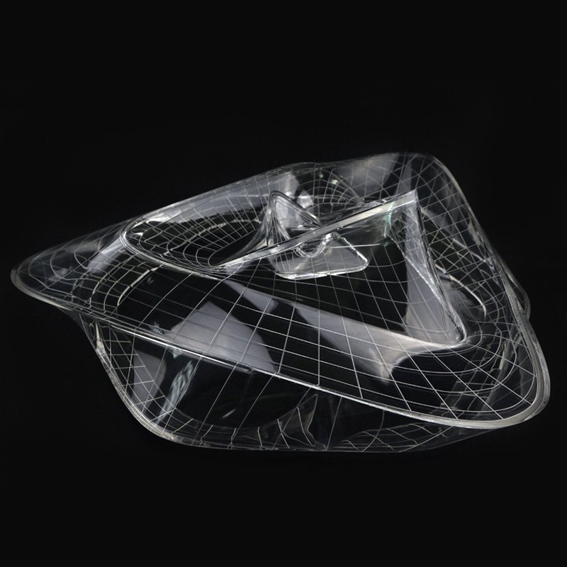Transparent Architecture Rapid Prototype
