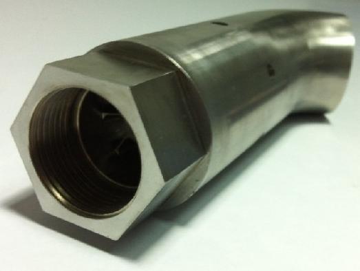 Stainless Steel Prototype